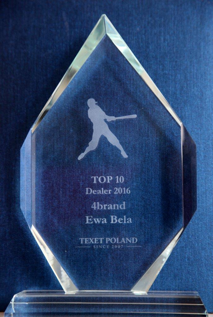 Nagroda za dystrybucję skandynawskich marek