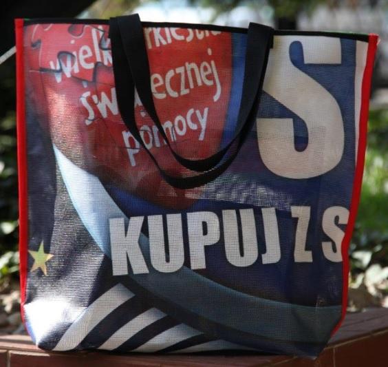Szyjemy torby z banerów
