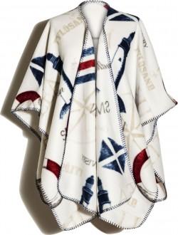 Lord Nelson poncho Marine