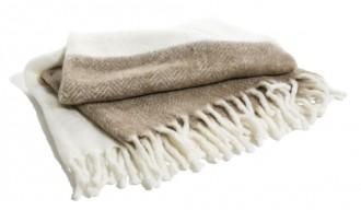 Kosta Linnewäfveri koc Wool