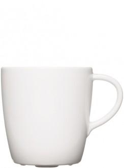 Liberica kubek, mały biały