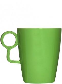 Loop kubek, zielony
