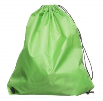 Worek sportowy, zielony Sagaform