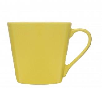 Brazil kubek, żółty
