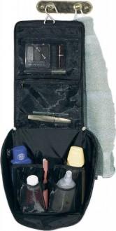 Kosmetyczka Toiletry Case II, czarna