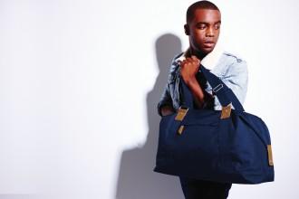 Vintage Overnighter torba Bag Base BG628