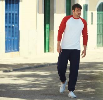 Premium Elasticated Cuff Jog Pants FOTL 64-040-0