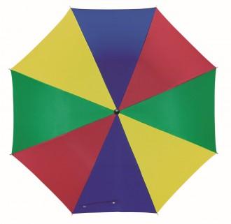 Automatyczny parasol z plastikową rączką