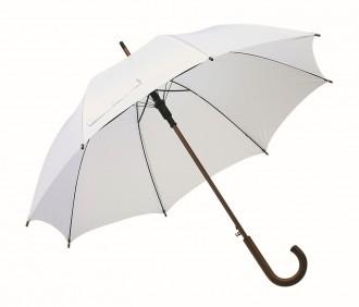 Automatyczny Parasol Laska z drewna