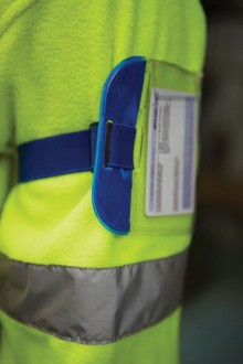 Opaska na ramie Reflective ID Arm Bands