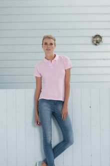 Pima Cotton Polo Russell R-588F-0
