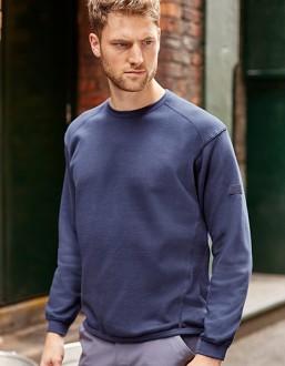 Bluza  Workwear-Sweatshirt z powłoką plamoodporną