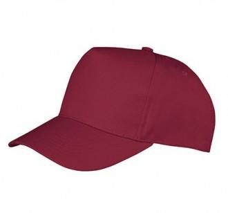 Boston czapka 5-panelowa Result RC084X