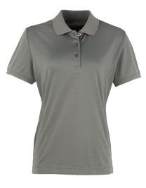 Damska koszulka polo Coolchecker Pique