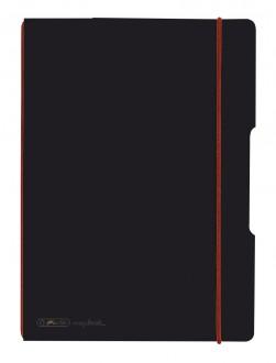 Notatnik A4 z dwoma wkładami