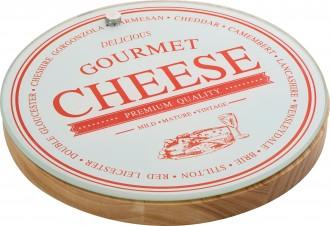 Deska do serów z akcesoriami