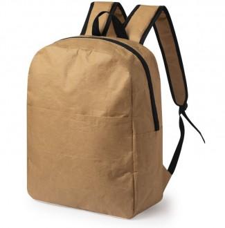 Ekologiczny plecak z laminowanego papieru V8163-00